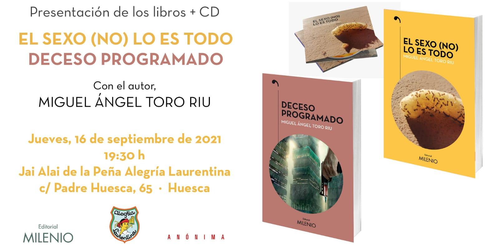 Presentación Huesca